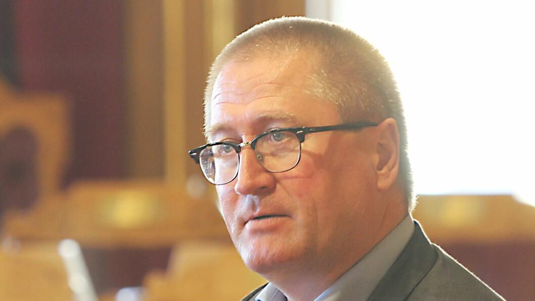 Geir Jørgen Bekkevold (Krf) i Familie- og kulturkomiteen.
