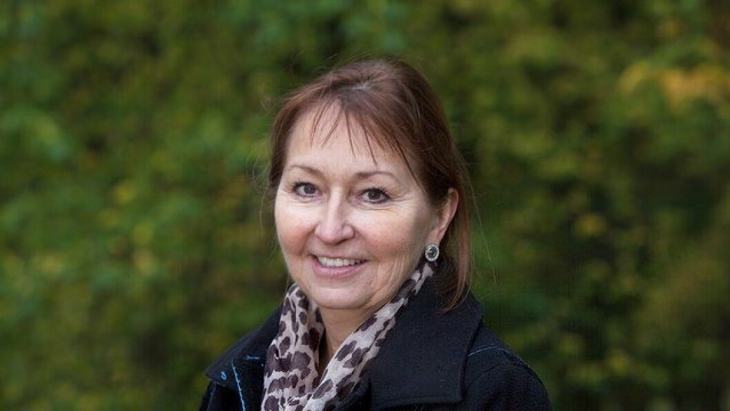 Styreleder i KS, Gunn Marit Helgesen.