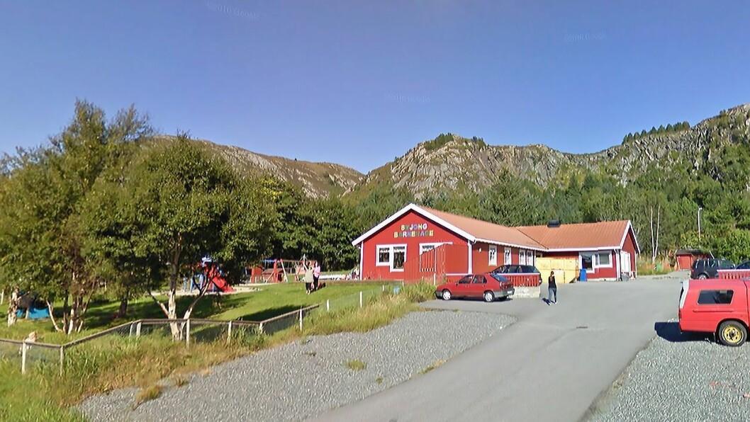 Skjong barnehage i Giske kommune har tilstrekkelig grunnbemanning, men for få barnehagelærere til å oppfylle kravene i den nye pedagognormen.