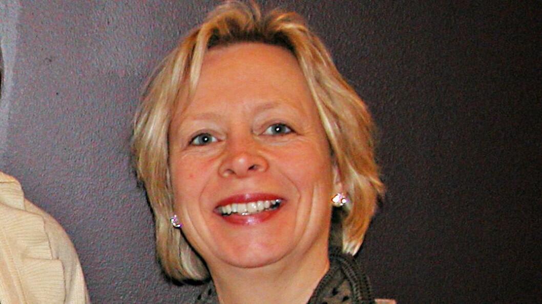 Åse-Berit Hoffart,seniorrådgiver i FUB.