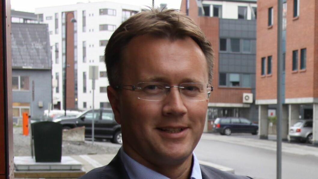 Espen Rokkan er direktør ved juridisk avdeling og forhandlingssjef i PBL.