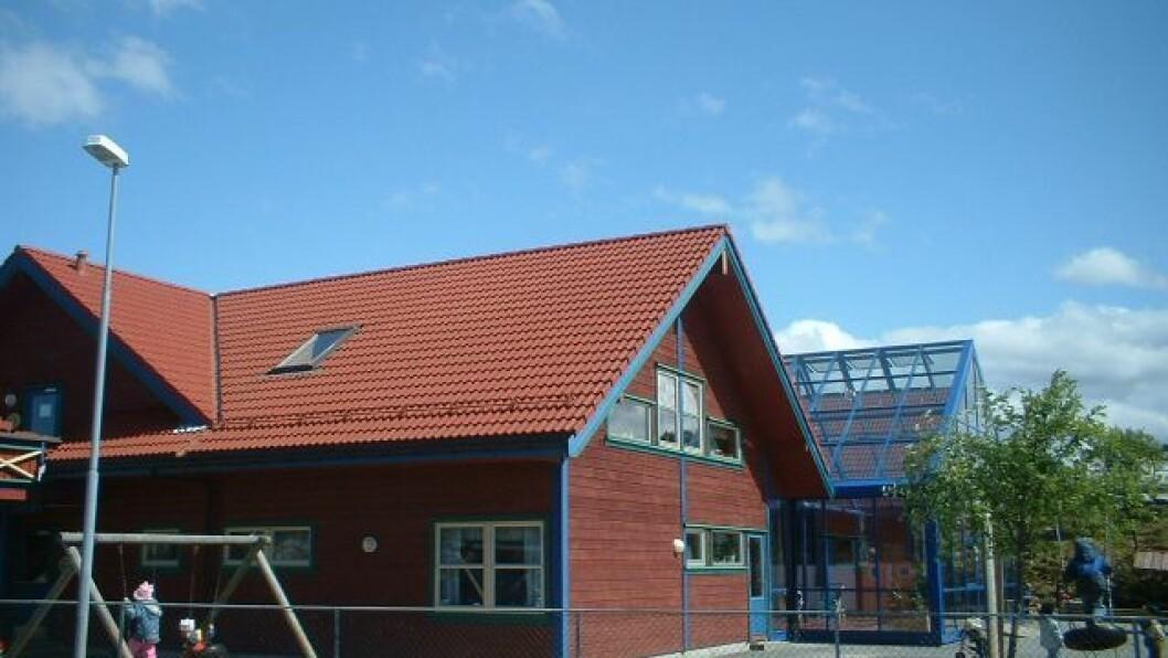 Kidsa Kokstad i Bergen er en av barnehagene i kjeden som må blir eid av osloselskapet.