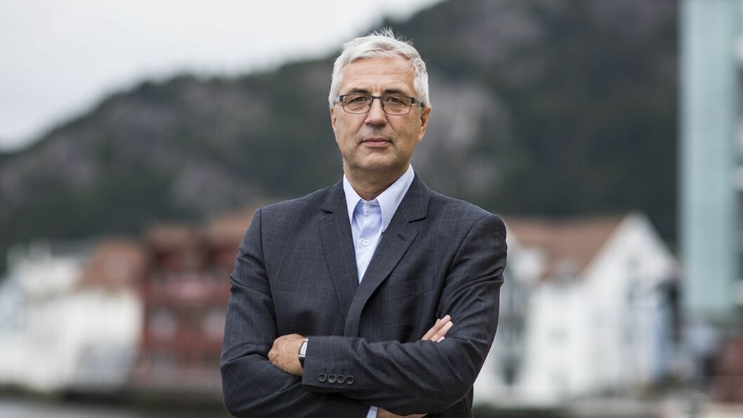 Advarer: Pensjonsrådgiver Ernst Hagen i Gabler oppfordrer ansatte i kommunale barnehager til å ikke stole på at fremtidig pensjon blir så høy som forventet.