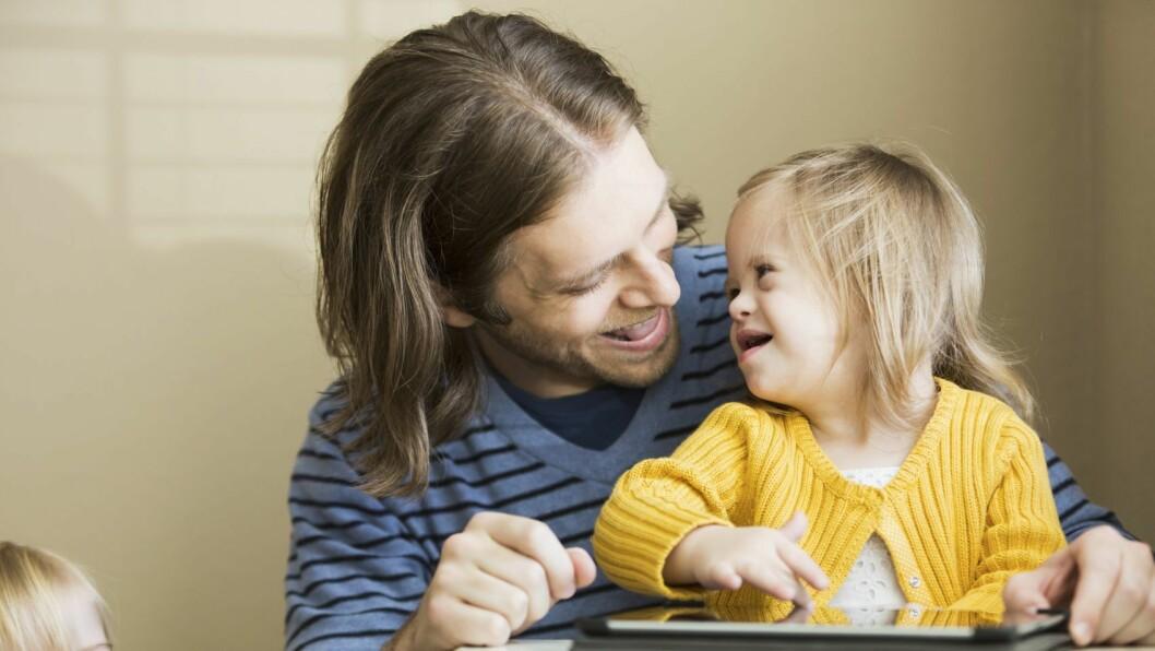 Barn med nedsatt funksjonsevne, som for eksempel Downs syndrom, har lovfestet rett til barnehageplass. Å få økonomiske midler til dette, samt ressurser rundt barnet, er en evig kamp, ifølge kronikkforfatteren.
