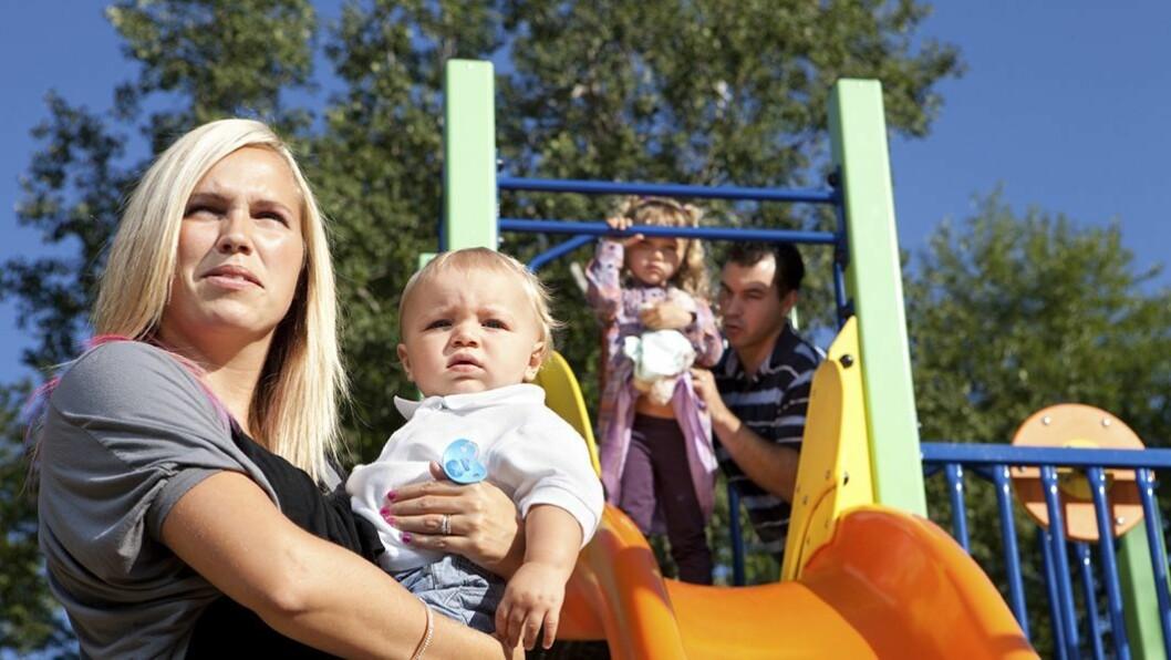 Selv om myndighetene lovte full barnehagedekning innen 2005, er det fortsatt tusenvis av foreldre og barn som må vente på ledig plass.