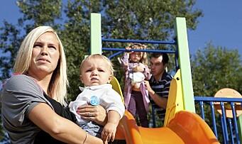 Dette bekymrer foreldre seg mest for i barnehagen