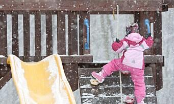 Disse 203 barnehagene er foreldrene mest fornøyd med