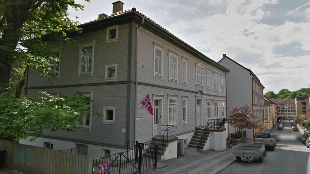 Bolteløkka barnehage ligger ikke langt unna Bislett stadion i Oslo.