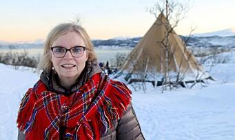 – Engasjementet kommer fra min egen samiske bakgrunn