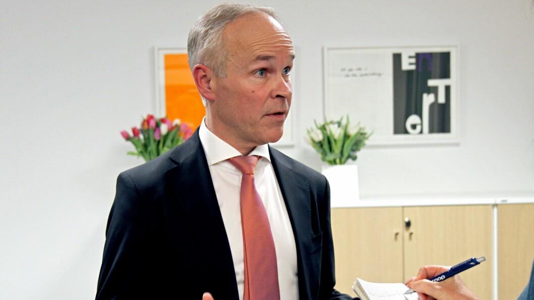 - Det er uakseptabelt at så mange barn og unge mobbes, sier kunnskaps- og integreringsminister Jan Tore Sanner (H).