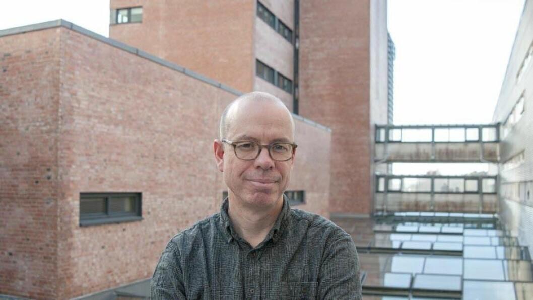 Universitetslektor Dag Øystein Nome ved Universitetet i Agder har skrevet doktorgradsavhandling om barns nonverbale sosiale sjargong.