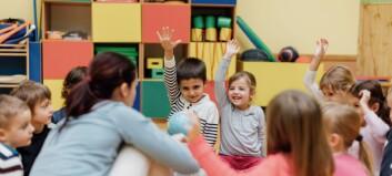 Debatt: Plantid i barnehagen