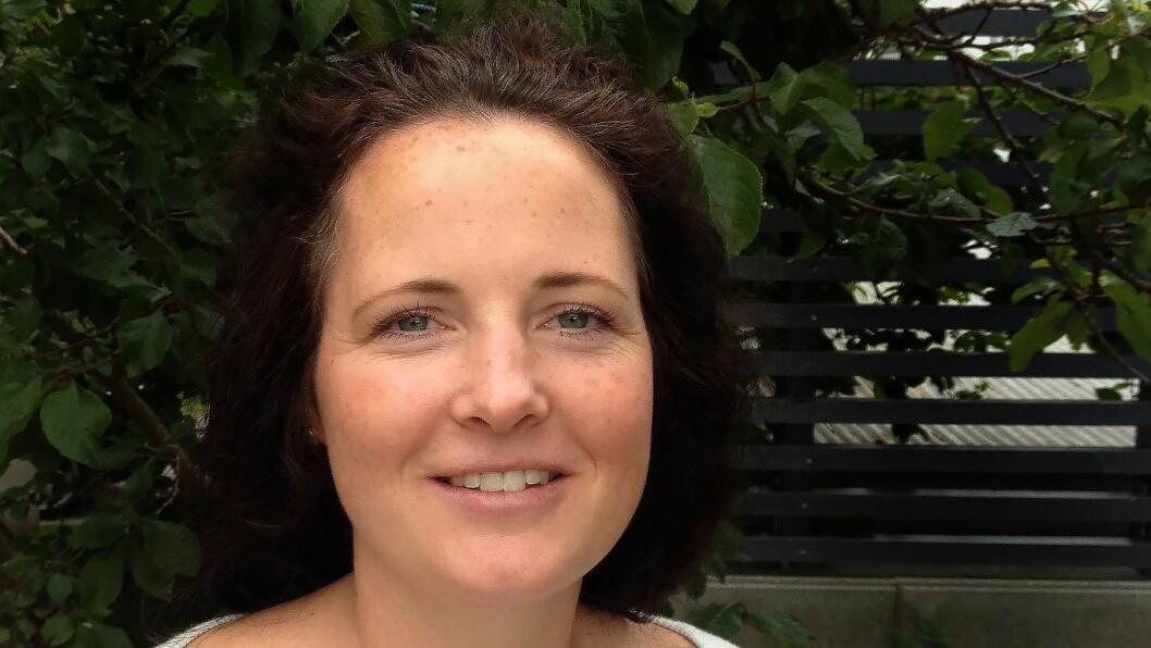 Anniken Myrnes er barnehagelærer og jobber som pedagogisk leder.
