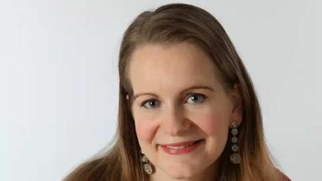 Therese Halle Isene,barnehagelærer, miljøterapeut og trebarnsmor.