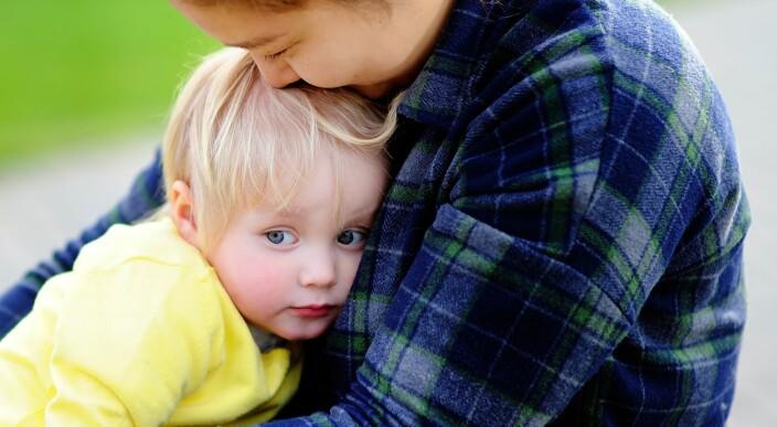 Trøste og bære – om barnehagens yngste