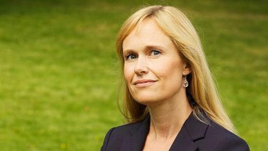 Barneombud Anne Lindboe.