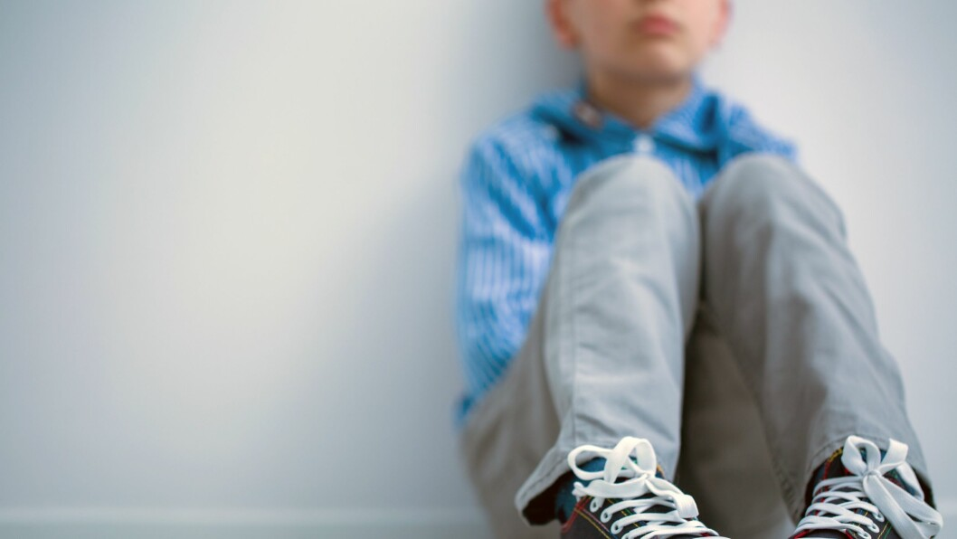 Illustrasjonsfoto. Gutten på bildet har ingenting med personer i teksten å gjøre.