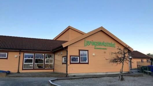Læringsverkstedet Aronien ligger i naturskjønne omgivelser på Sotra i Fjell kommune.