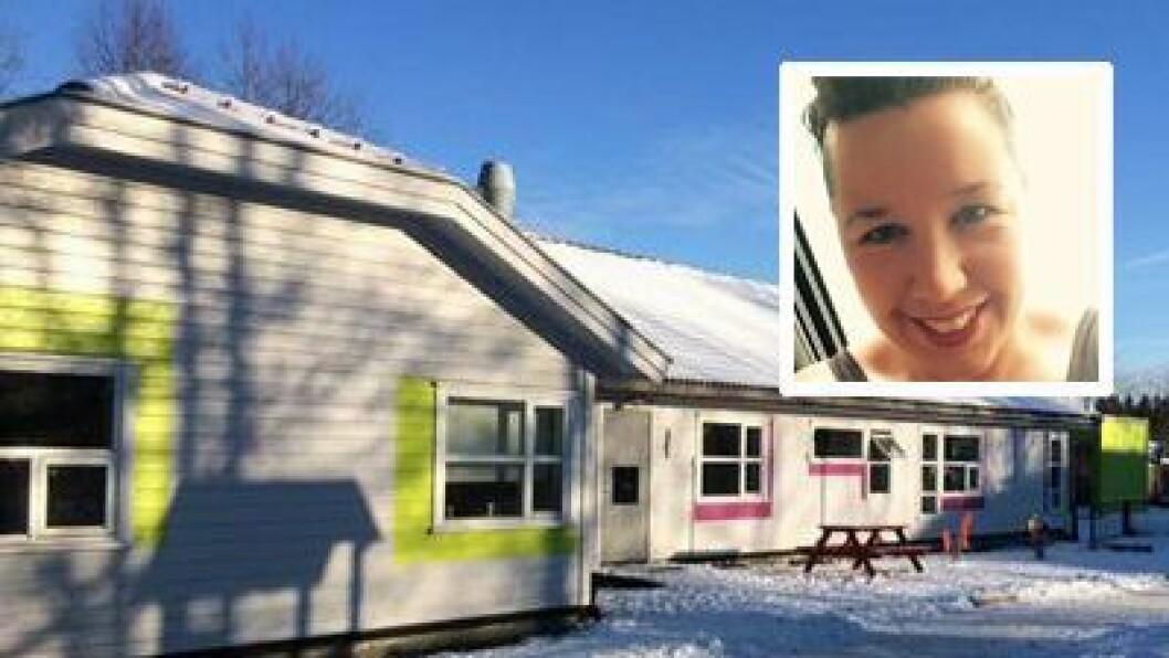 Tone Bækkelie Jacobsen mener det er på sin plass at rammebetingelsene til barnehagene i Rygge økes. Foto: Privat
