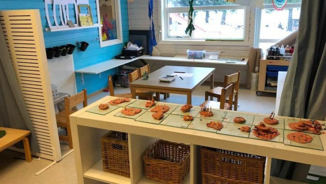 Bredsandkroken barnehage i Rygge må oppbemanne med 1,4 årsverk fra 1. august i år.