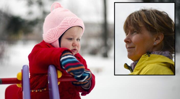 Innetid og sittelekeplasser hemmer barnas utvikling
