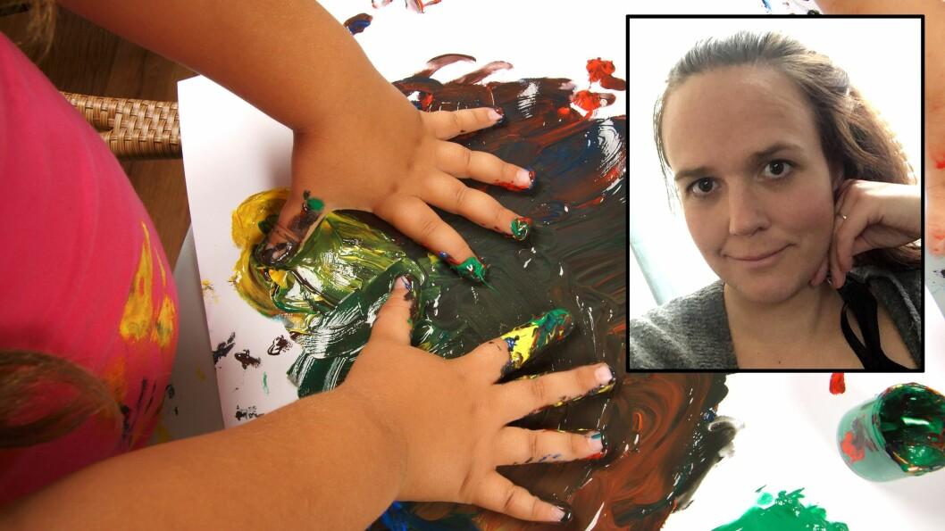 Ida Aurora Nystuen skriver om bemanningssituasjonen i barnehagene - sett fra en students perspektiv.
