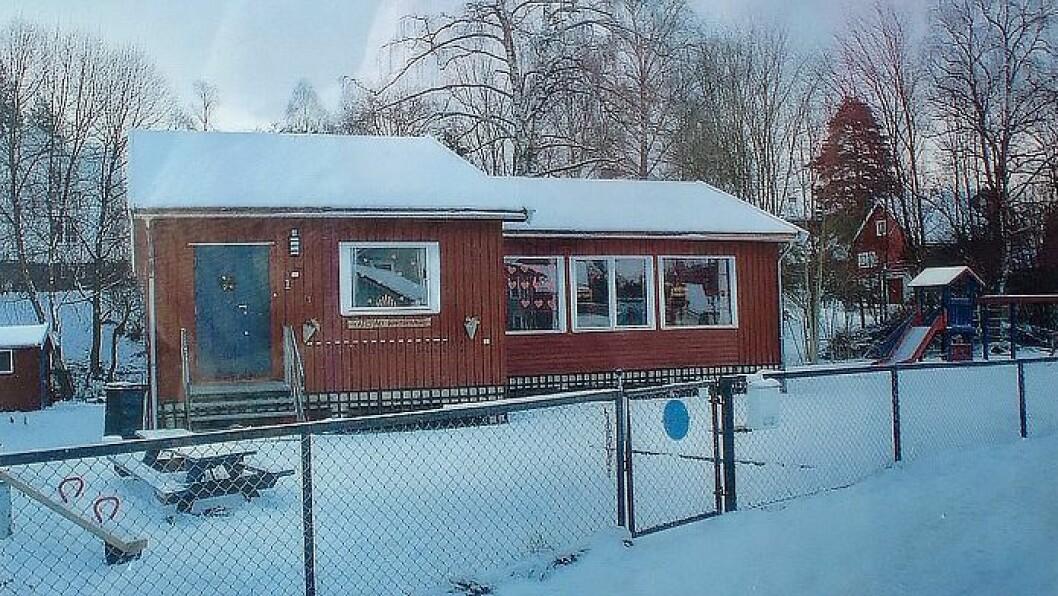 Ramstad barnehage åpnet i 1992 og legges ned sommeren 2018. Foto: Privat