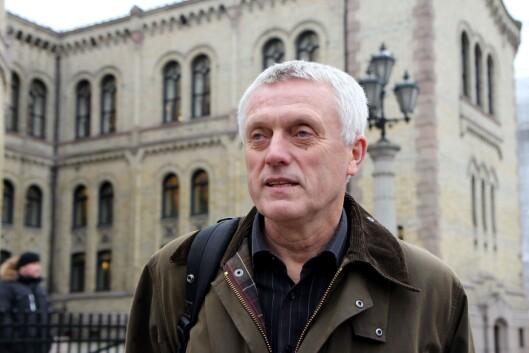 Administrerende direktør Arild M. Olsen i PBL.