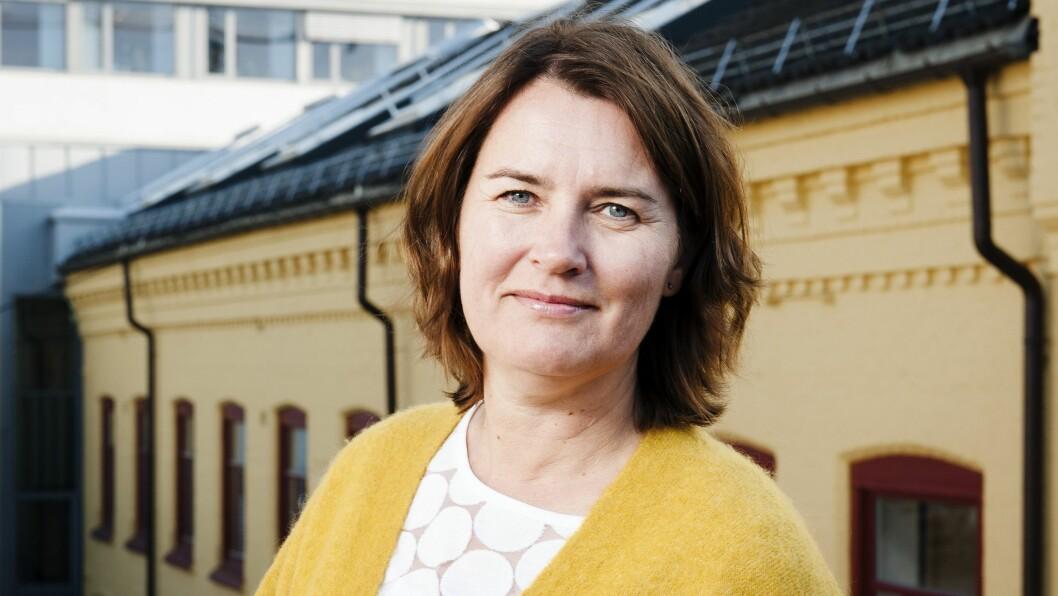 Nestleder Hege Valås i Utdanningsforbundet sier det er bra at historiene i #uforsvarlig blir løftet fram.