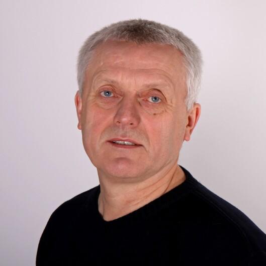 Arild M. Olsen, administrerende direktør i PBL.