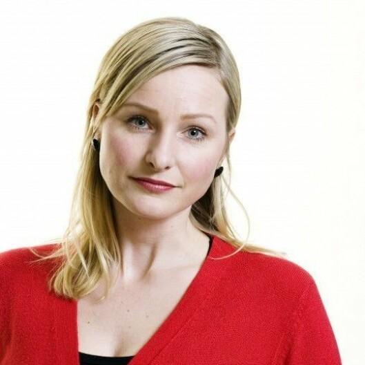 Byråd for oppvekst og kunnskap, Inga Marte Thorkildsen (SV).