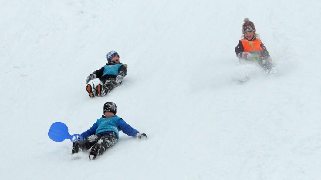 Vinteraktivitetsdag med Espira Brådalsfjellet i Kniplia skianlegg.