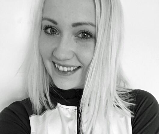 Mia Moen Røli er nyutdannet fra barnehagelærerutdanningen ved Nord universitet, og fikk nylig pris for beste bacheloroppgave.