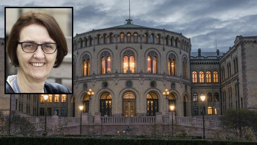 Stortingsrepresentant Kari Henriksen (Ap) Foto: Bernt Sønvisen (Ap) og Stortinget
