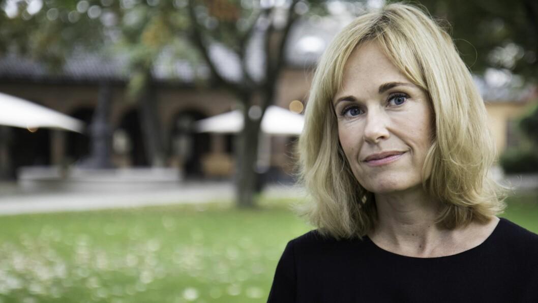 Barneombud Anne Lindboe sier barn må få god kunnskap om blant annet kropp, seksualitet og grenser allerede fra de går i barnehagen.
