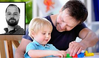 Å rekruttere og beholde menn i barnehagen fortjener å bli sett på med nye øyne