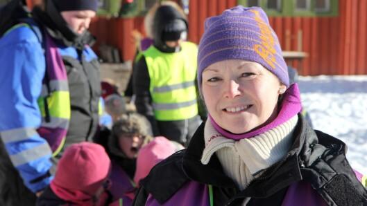 Sølvi Dahl, pedagogisk leder i Asphaugen barnehage.
