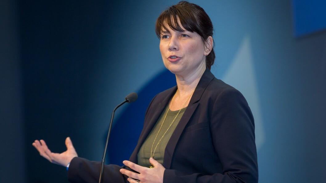 Heidi Nordby Lunde er stortingsrepresentant for Høyre. Foto: Høyre