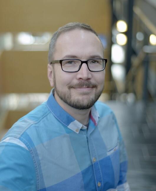 Øistein Anmarkrud, professor ved Institutt for spesialpedagogikk, UiO.