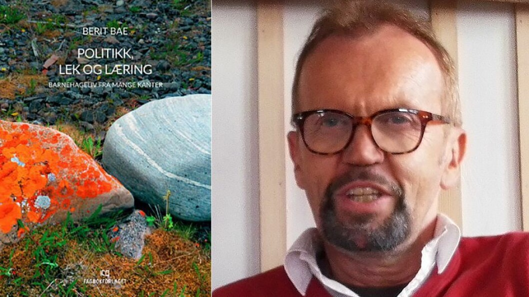 Psykolog Jan Erik Waastad anbefaler Berit Baes nyeste bok