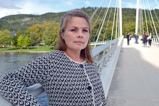 Marie Skinstad-Jansen, leder i FUB.
