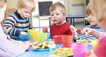 Bergen: Høy tilfredshet med barnehagene