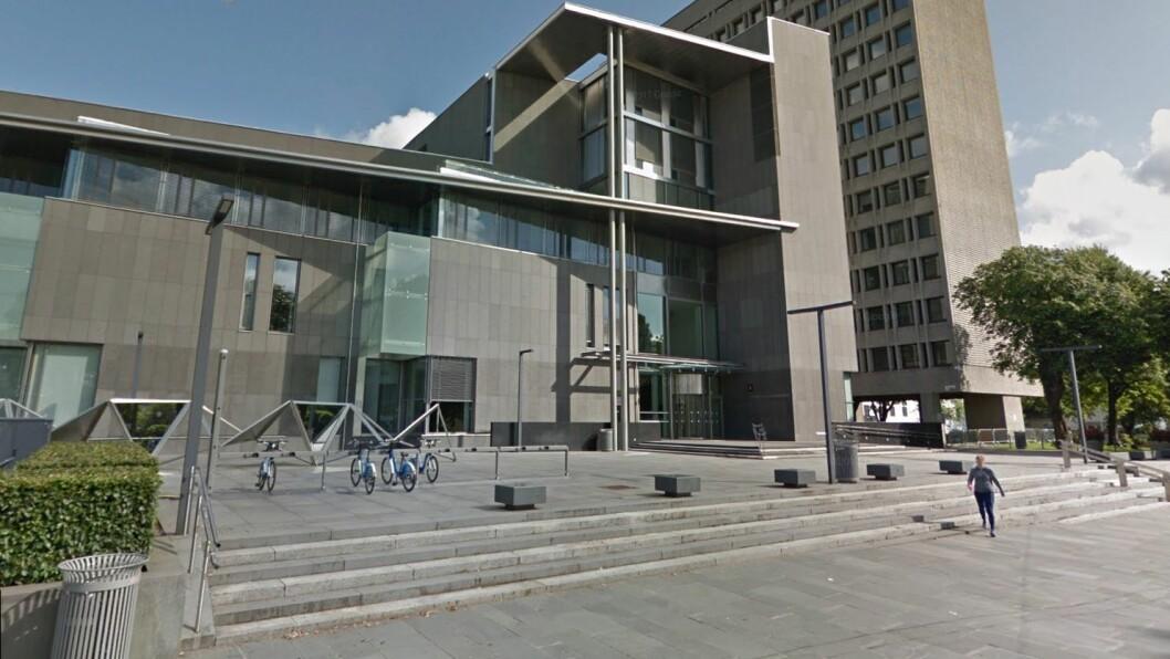 Rettssaken går i Gulating lagmannsrett. Foto: Googlemaps