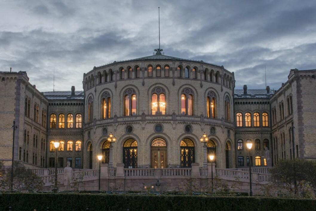 Foto: Peter Mydske, Stortinget