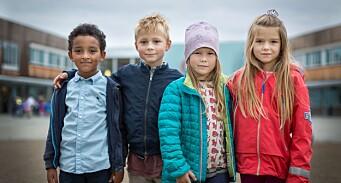 Fulgte fire skolestartere i et halvt år – nå blir det tv-serie
