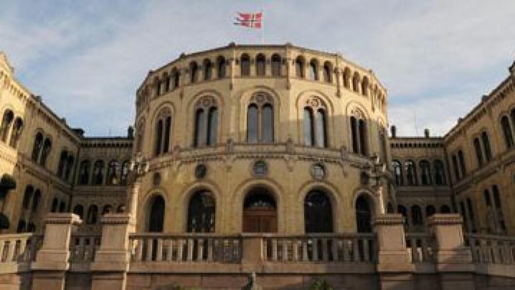 Lovendringen skal etter planen behandles i Stortinget 31. mai.