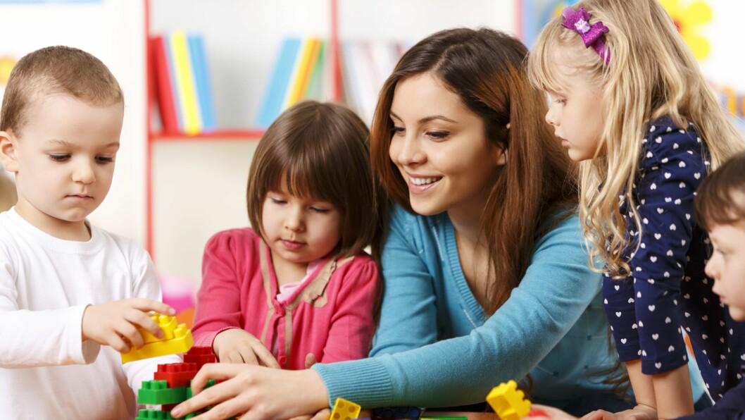 662 søkere flere søkere enn i fjor har barnehagelærerutdanningen som førstevalg.