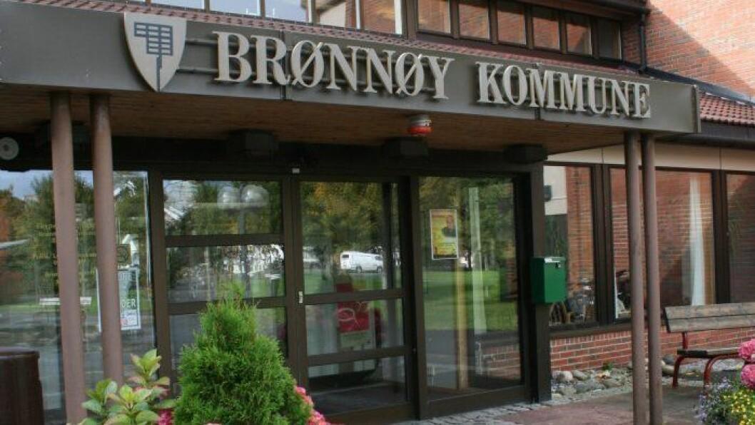 Brønnøy er blant kommunene som har utfordringer med å innfri den varslede bemanningsnormen. Foto: Brønnøy kommune