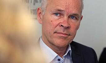 Jan Tore Sanner etter ny rapport om lønnsomhet i barnehager: - Regelverket er utdatert