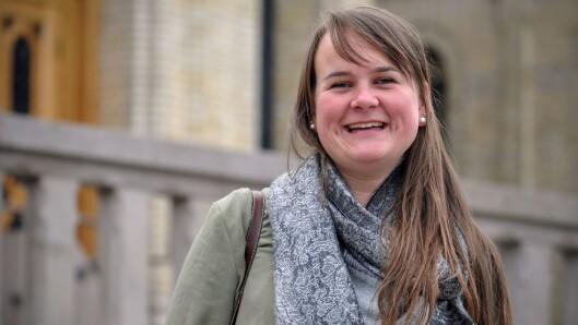 Marit Knutsdatter Strand (Sp) sitter i Utdannings- og forskningskomiteen på Stortinget.